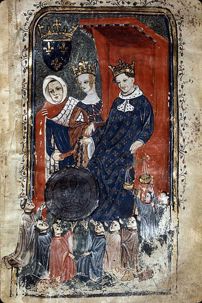 Roi Philippe Et Reine Jeanne : philippe, reine, jeanne, Philip, First, Wife,, Burgundy, Bourgogne,, France,