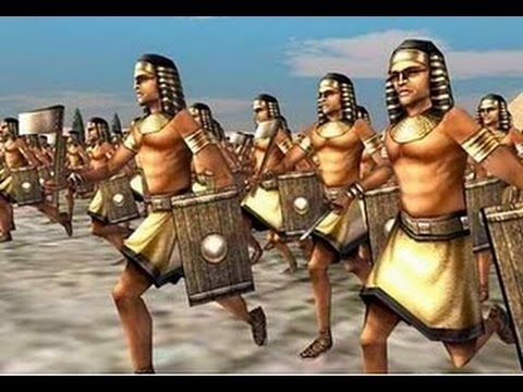 Did Ancient Egypt Armies Conquer Ancient Greece ? (DOCUMENTARY ...