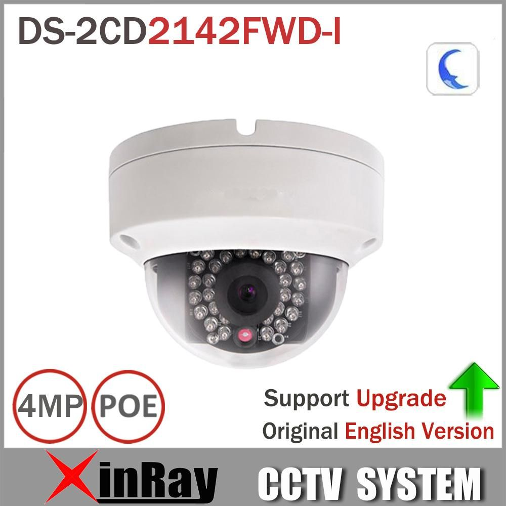 Camera Ip Exterieur Hikvision Wifi Visit To Buy Hikvision 4mp Ip Camer Ds 2cd2142fwd I Ip Poe