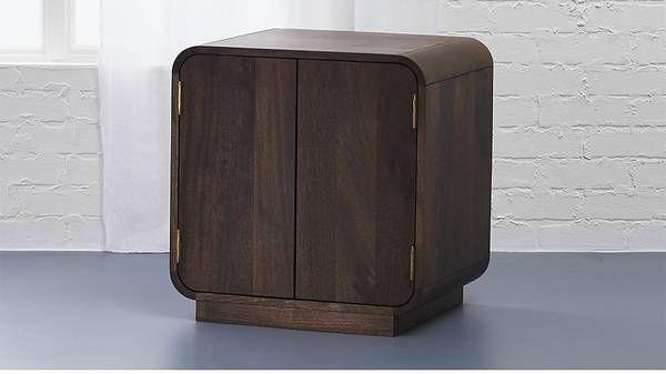 Cb2 Deco Nightstand 家具
