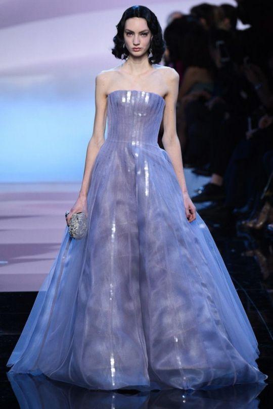 Armani Privé haute couture spring 2016 | Fashion Shows ...