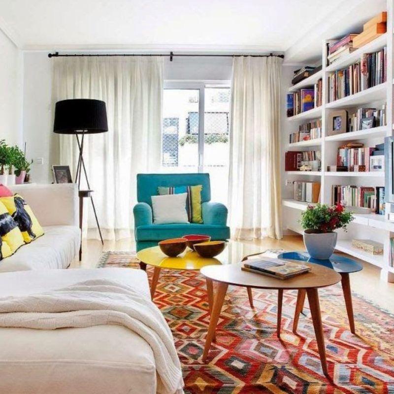 Cortinas de Lino #Decoración #Cortinas #Lino living room - cortinas decoracion