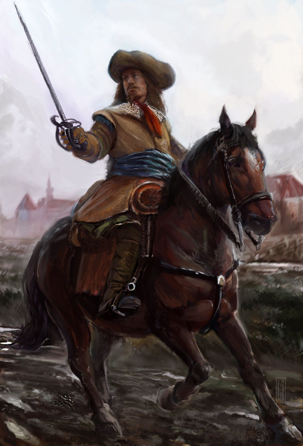 french musketeer thirty years war thirty years war art german mercenary of the thirty years war by mitchellnolte on