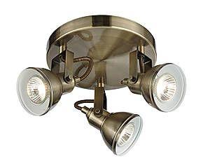 Briloner Leuchten 13 13 Applique LED, Plafonnier, Spots