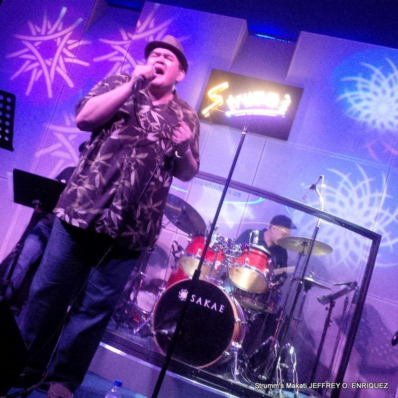 Jazz night yesterday at Stumm\u0027s Makati! Make sure to check our event