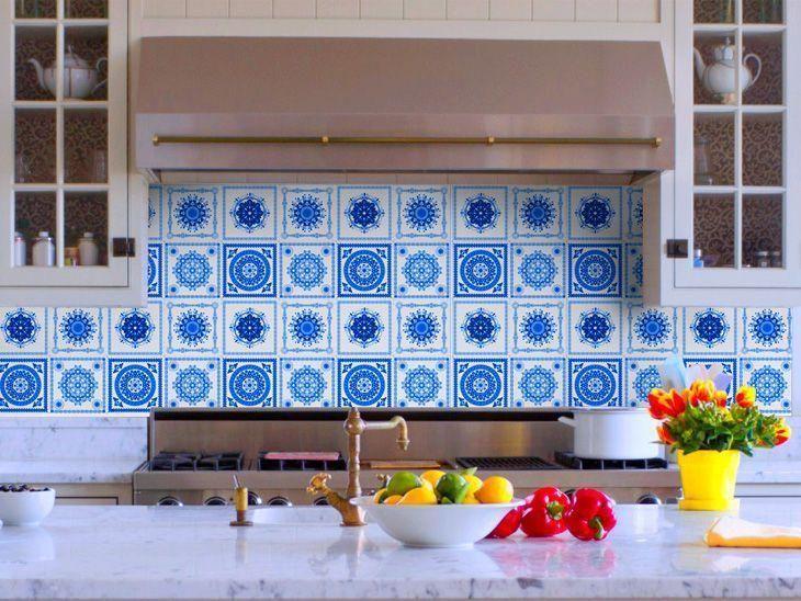 Azulejo português confere tradição e elegância à decoração