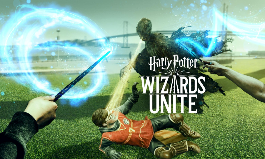 Harry Potter Wizards Unite Is Now Available To Download On Android Devices From Google Play And Ios Device Harry Potter Wizard Harry Potter Games Harry Potter