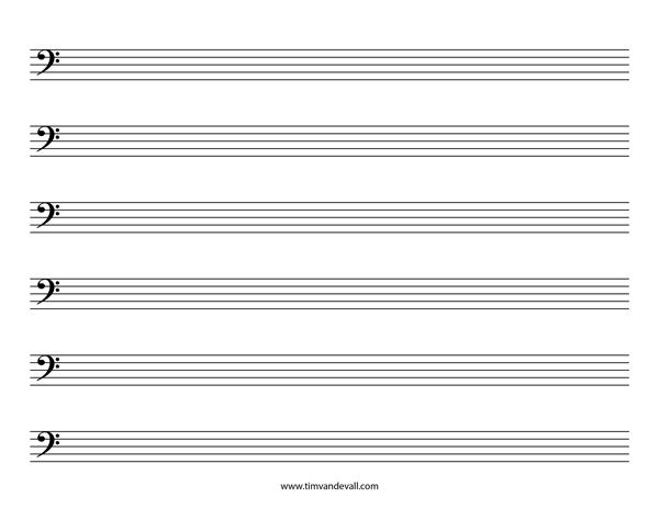Blank Piano Music Sheets Google Search Printable Sheet Music