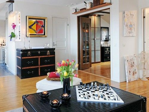Original and extravagant ideas - wooden flooring revisionaries - innendekoration ideen