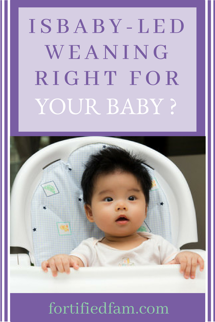 Is Baby Led Weaning Right For Your Baby Baby Led Weaning Baby Led Feeding Led Weaning