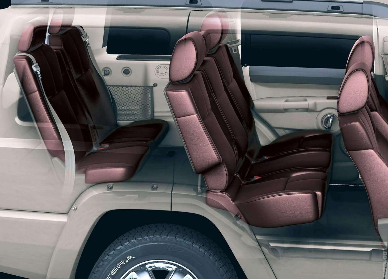 2006 Jeep Commander 4x4 Limited 5 7 Hemi Transportation Jeep