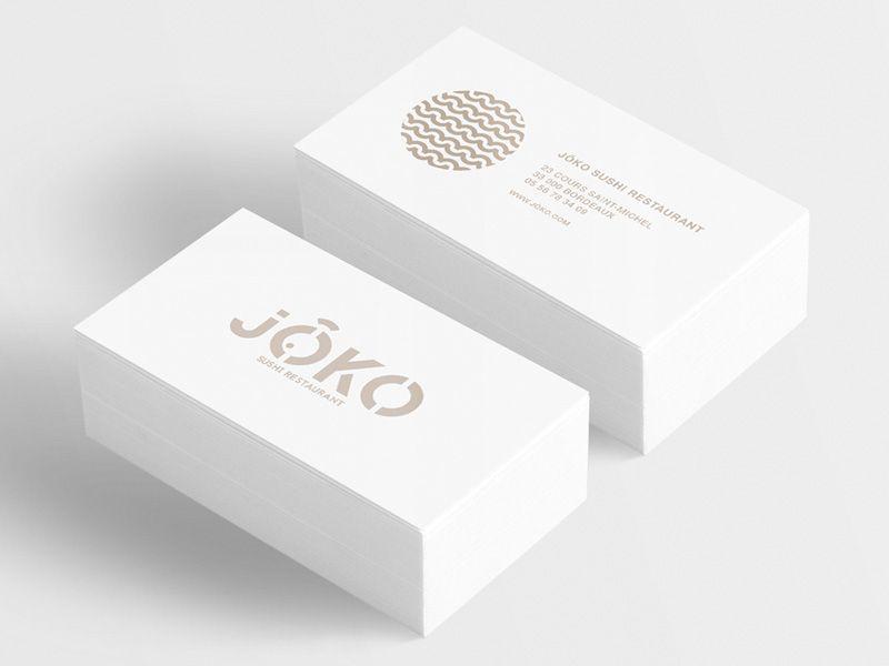 Joko Business Cards