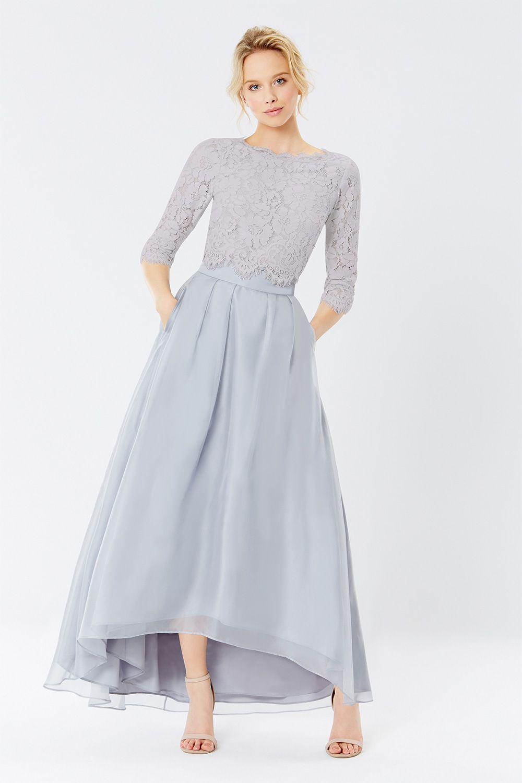 Trend alert bridesmaid separates gown pinterest dresses