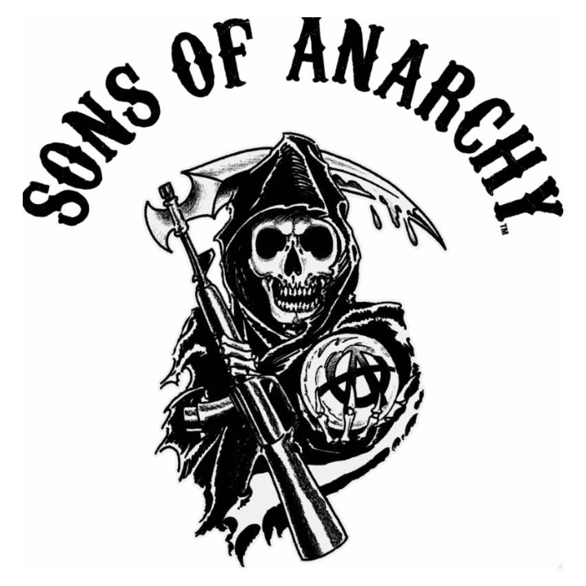 sons of anarchy logo - Google zoeken