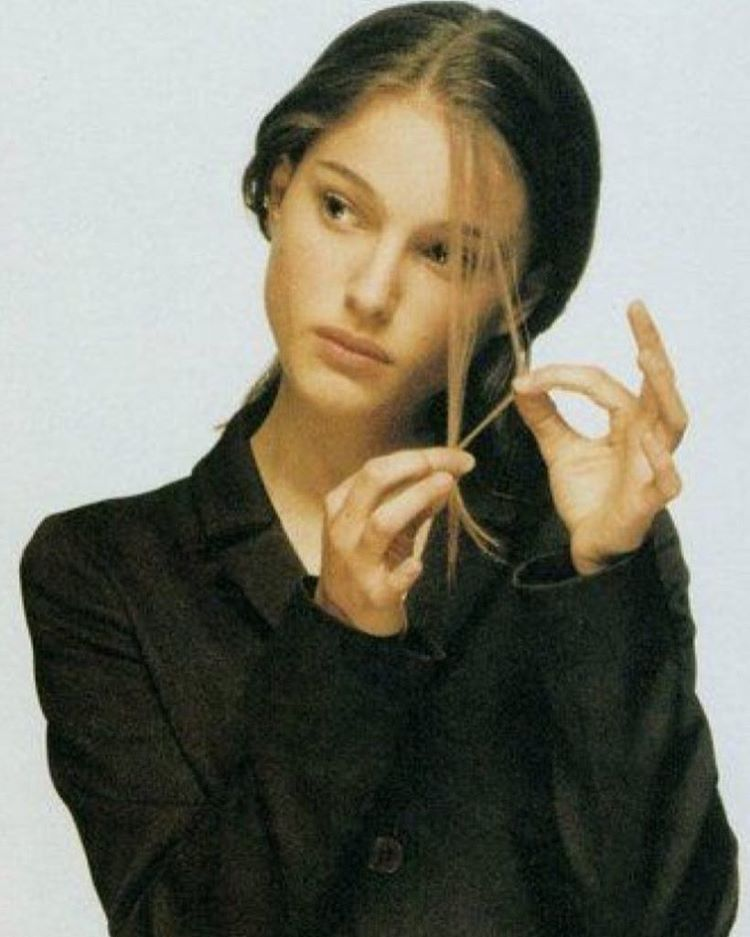 "Photo of Nostalg! C ~ Icon! C on Instagram: ""Natalie Portman"""