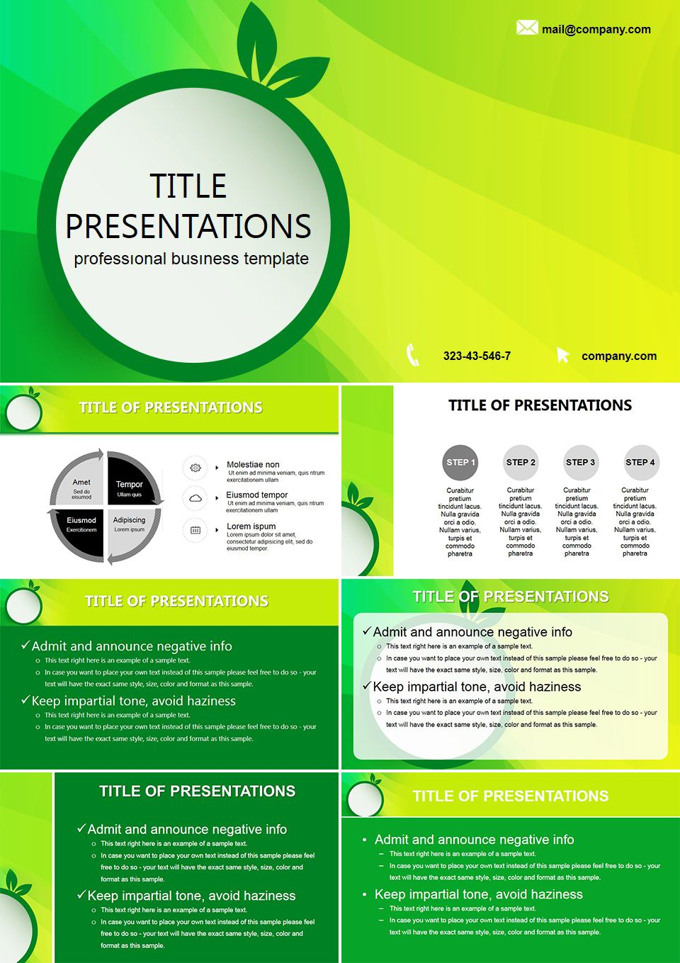 Download green eco lightning free powerpoint templates free download green eco lightning free powerpoint templates toneelgroepblik Gallery