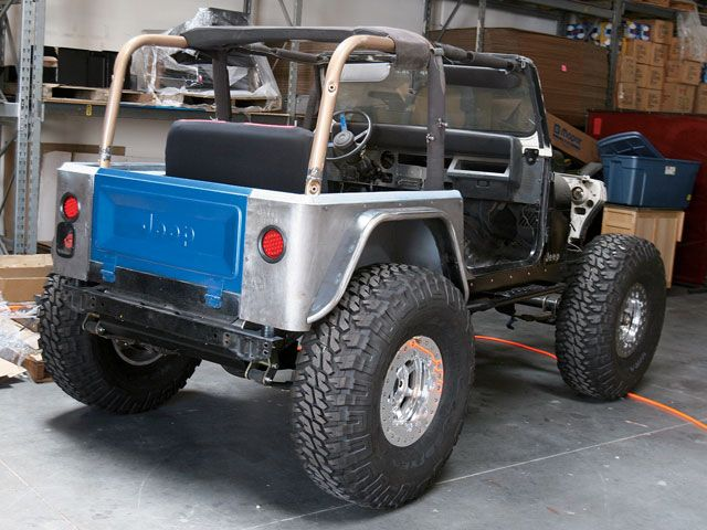 Image Result For Jeep Wrangler Yj 37 Inch Tires And Spring Under