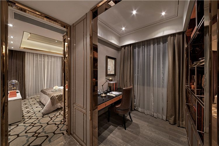 hotel residences astana modern guest bedroom decorating home also rh pinterest