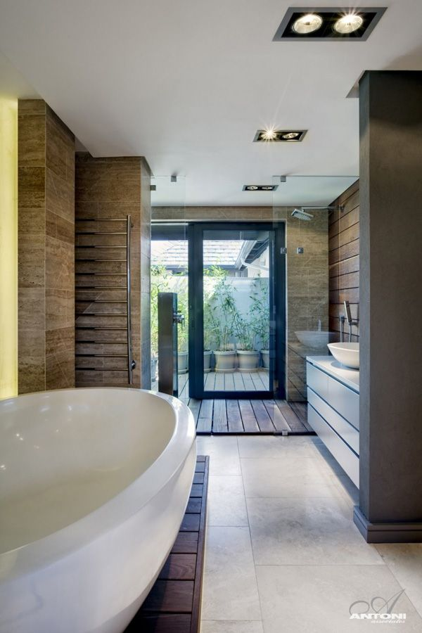 Barefoot Luxury Living In Cape Town Pearl Valley 276 Modern Bathroom Design Luxury House Designs House Design