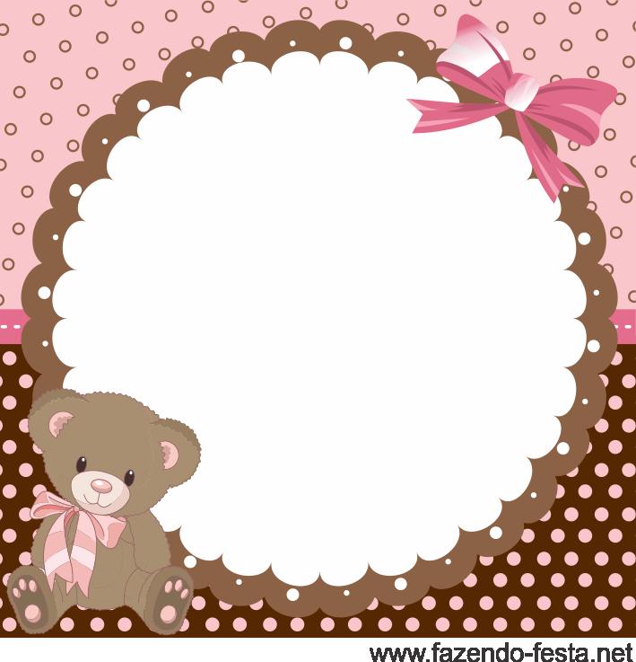 Aparador Retro Verde ~ kit marrom e rosa tag lembrancinha u2026 Pinteres u2026