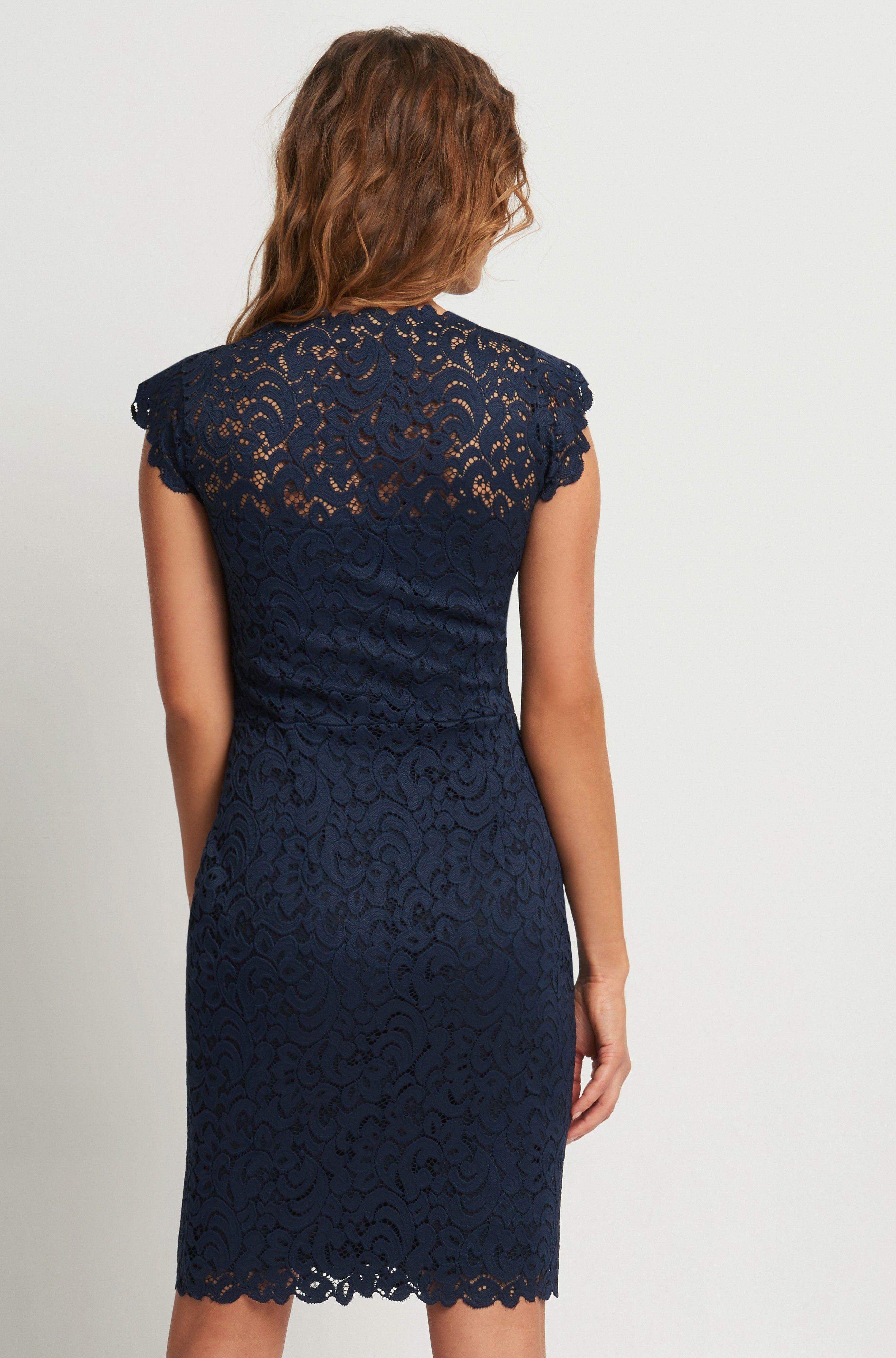 Bardzo dobra Ołówkowa sukienka z koronki | Orsay w 2019 | Formal dresses WF91