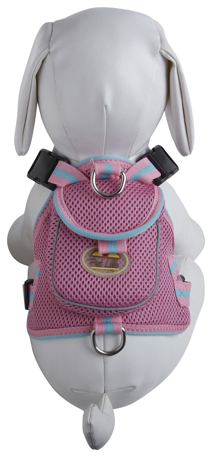 Pet Life Mesh Harness with Pouch - Free Shipping | ylee ...