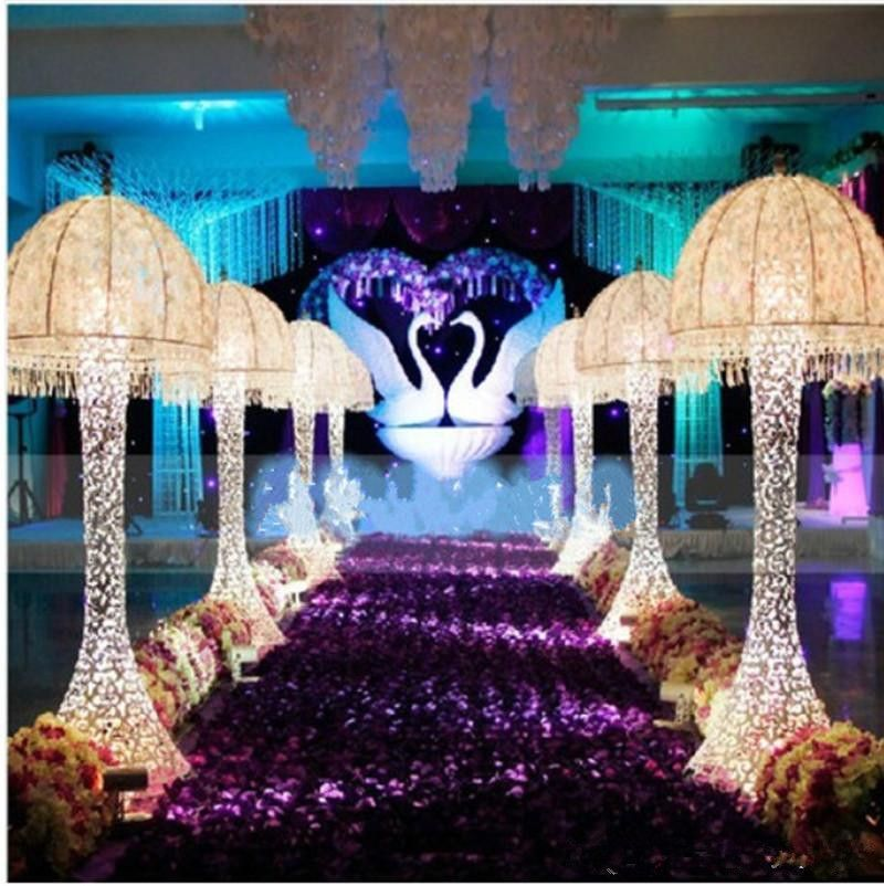Fashion font b purple b font font b theme b font font b wedding b new 2015 romantic wedding carpet centerpieces favors rose petal carpet aisle runner for wedding party decoration supplies 12 color availa junglespirit Choice Image