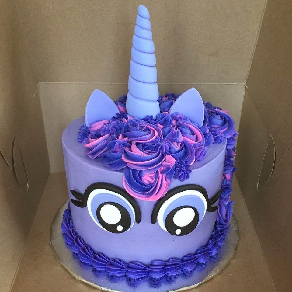 Twilight Sparkle My Little Pony Cake My Little Pony Birthday