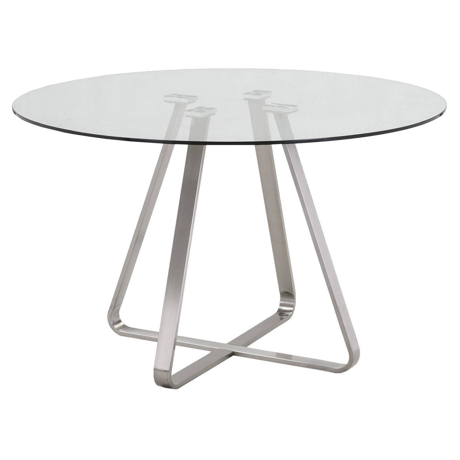 Armen Living Cameo Round Dining Table | from hayneedle.com | family ...