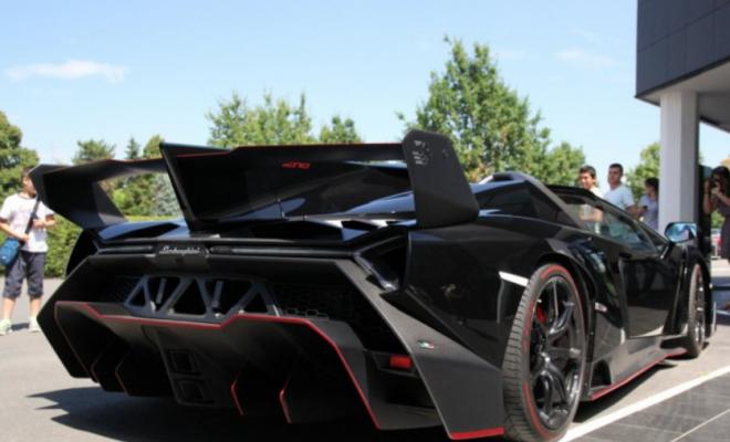 Lamborghini Veneno Roadster Delivered In Germany (VIDEO & PHOTOS)
