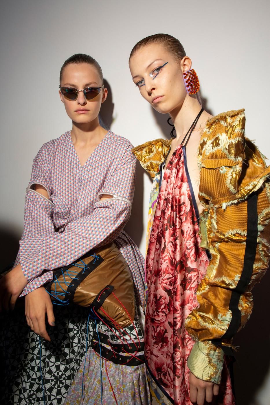 Matty Bowan At London Fashion Week Spring 2020 Fashion Fashion Week Spring London Fashion Week