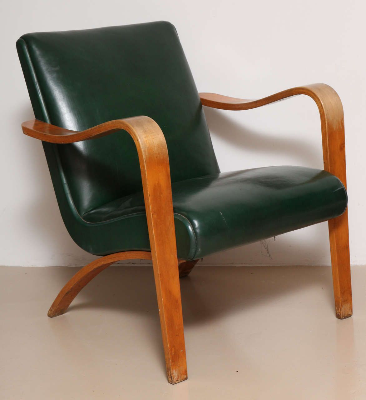 Strange Michael Thonet 1940S Bentwood Lounge Chair Vintage Spiritservingveterans Wood Chair Design Ideas Spiritservingveteransorg