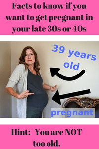 When is too old to get pregnant (With images)   Getting ...