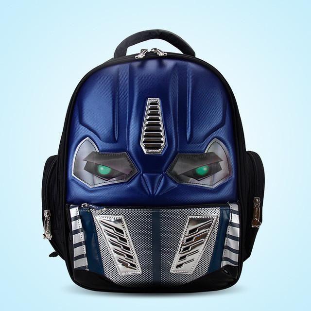 09e054593a23 3D New Cartoon School Bags For Boys Little Children Backpacks Kids  SchoolBag Cool Backpack School Mochila Escolar Infantil