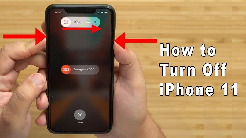 How Do You Get An Iphone To Turn On