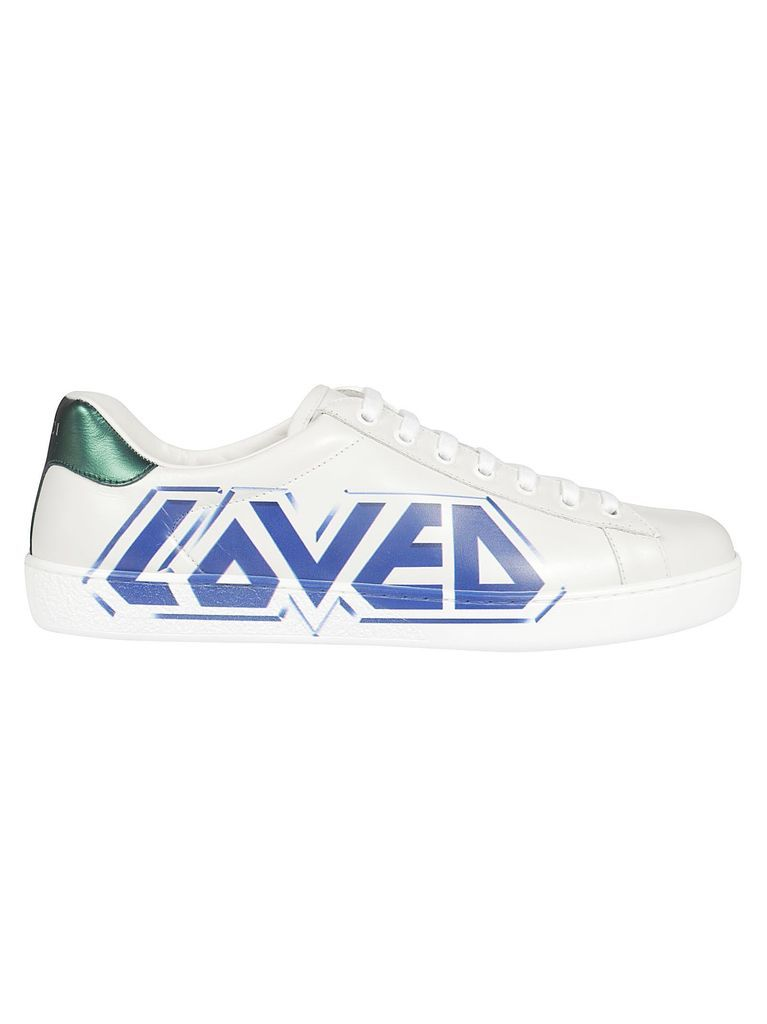 Gucci Ace 'Loved' Leather Sneakers