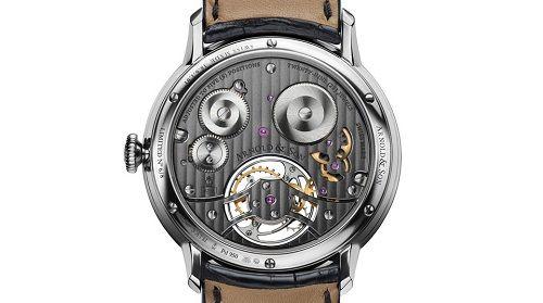 đồng hồ Tourbillon mỏng nhất thế giới