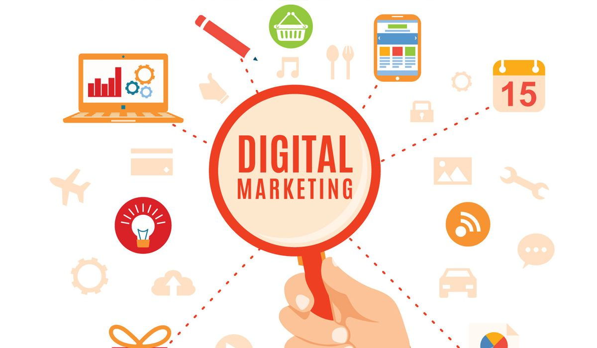 """Digital Marketing"""" is one of those terms with which we all"""