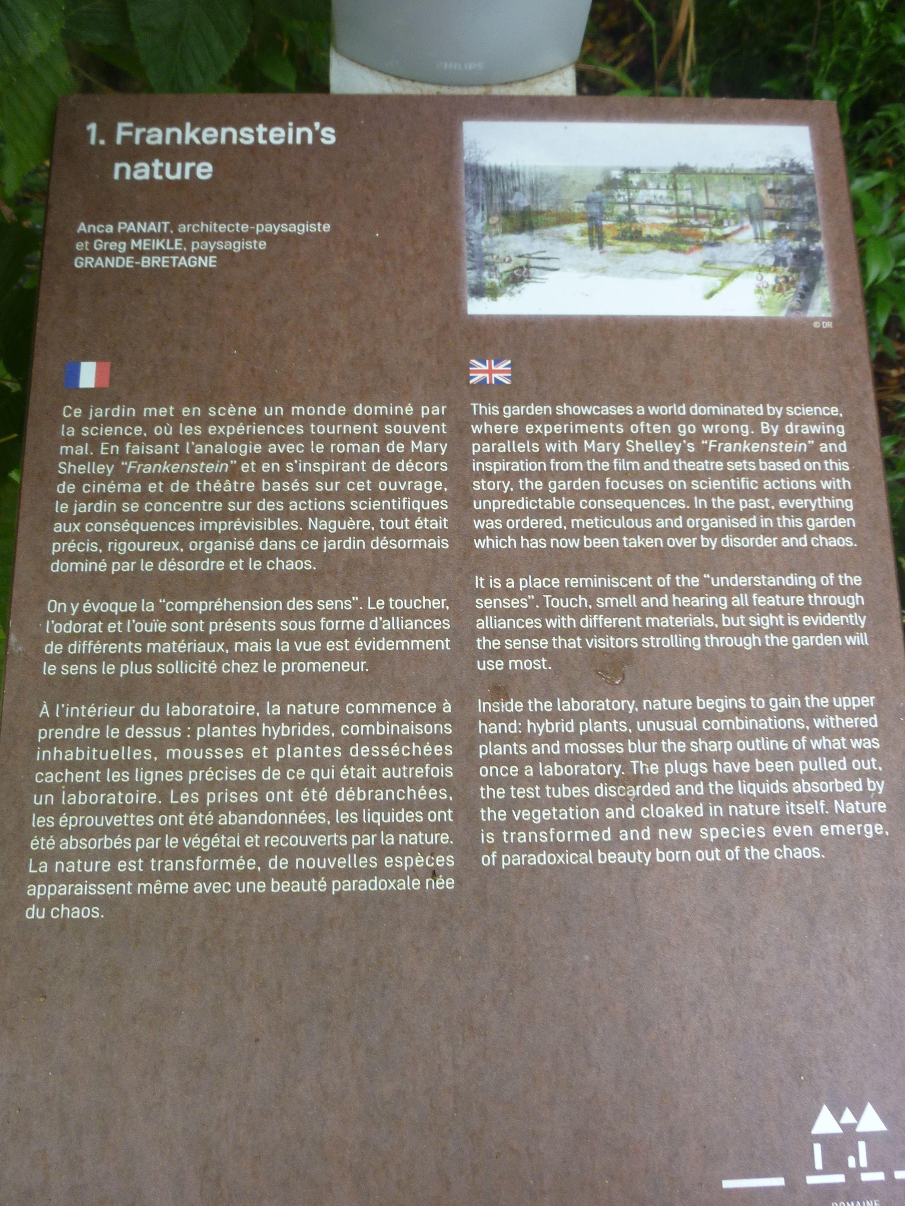 Jardin Jardins De Chaumontsurloire Youtube