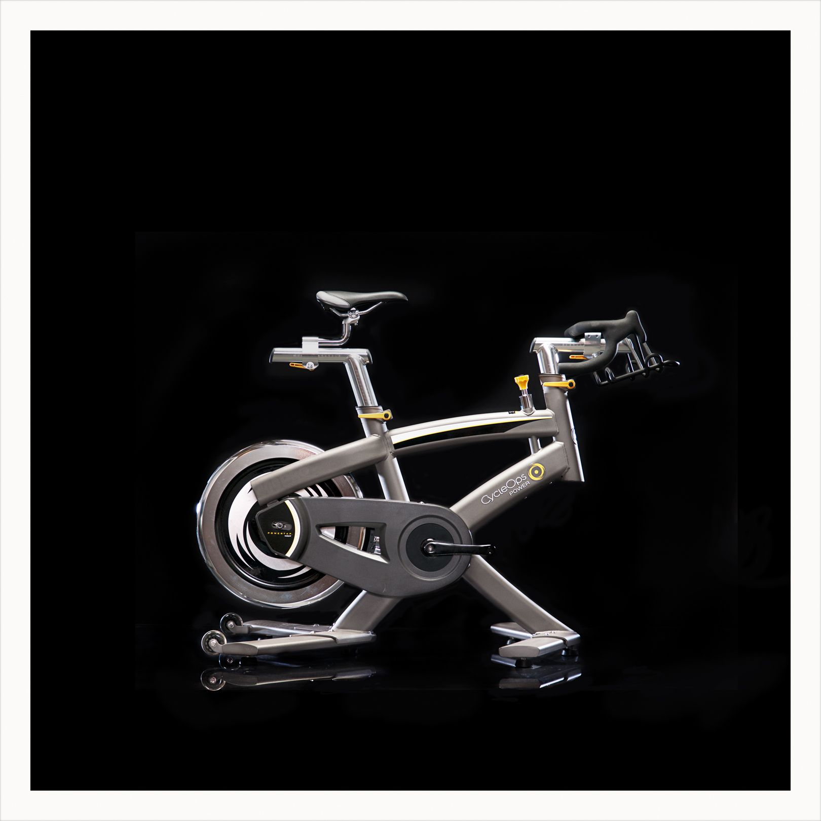 Cycleops Indoor Cycle With Power Measurment A Beautiful Indoor