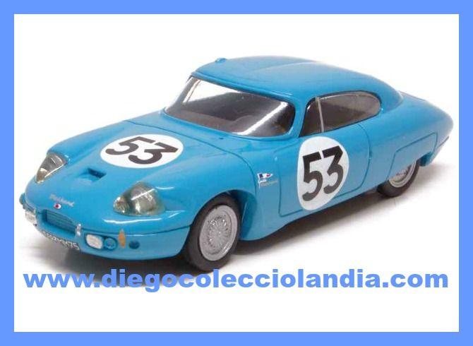 Slot Cars Le Mans Miniatures  www diegocoleccioland… | Slot