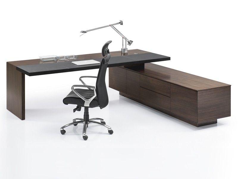 Eckschreibtisch Büro, Chefmöbel | Office furniture