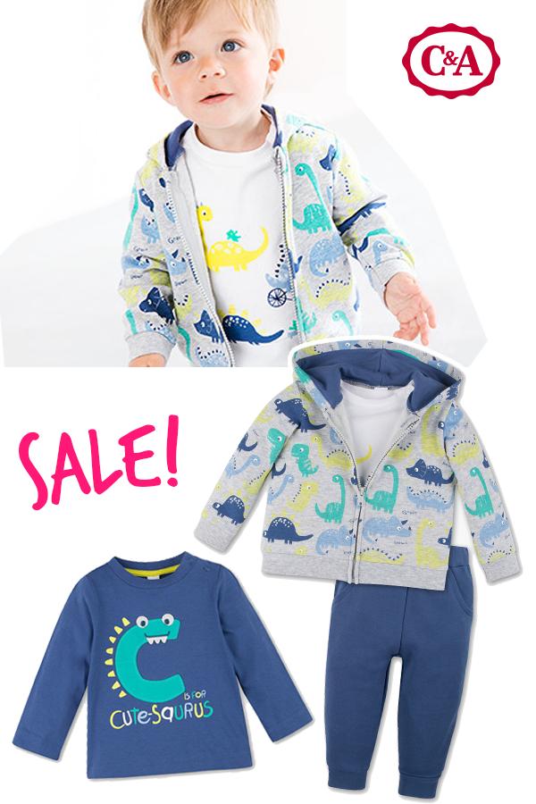 low cost 0a0b9 f2536 C&A: NUR HEUTE -20% Rabatt auf alles | Outfits für Babys und ...