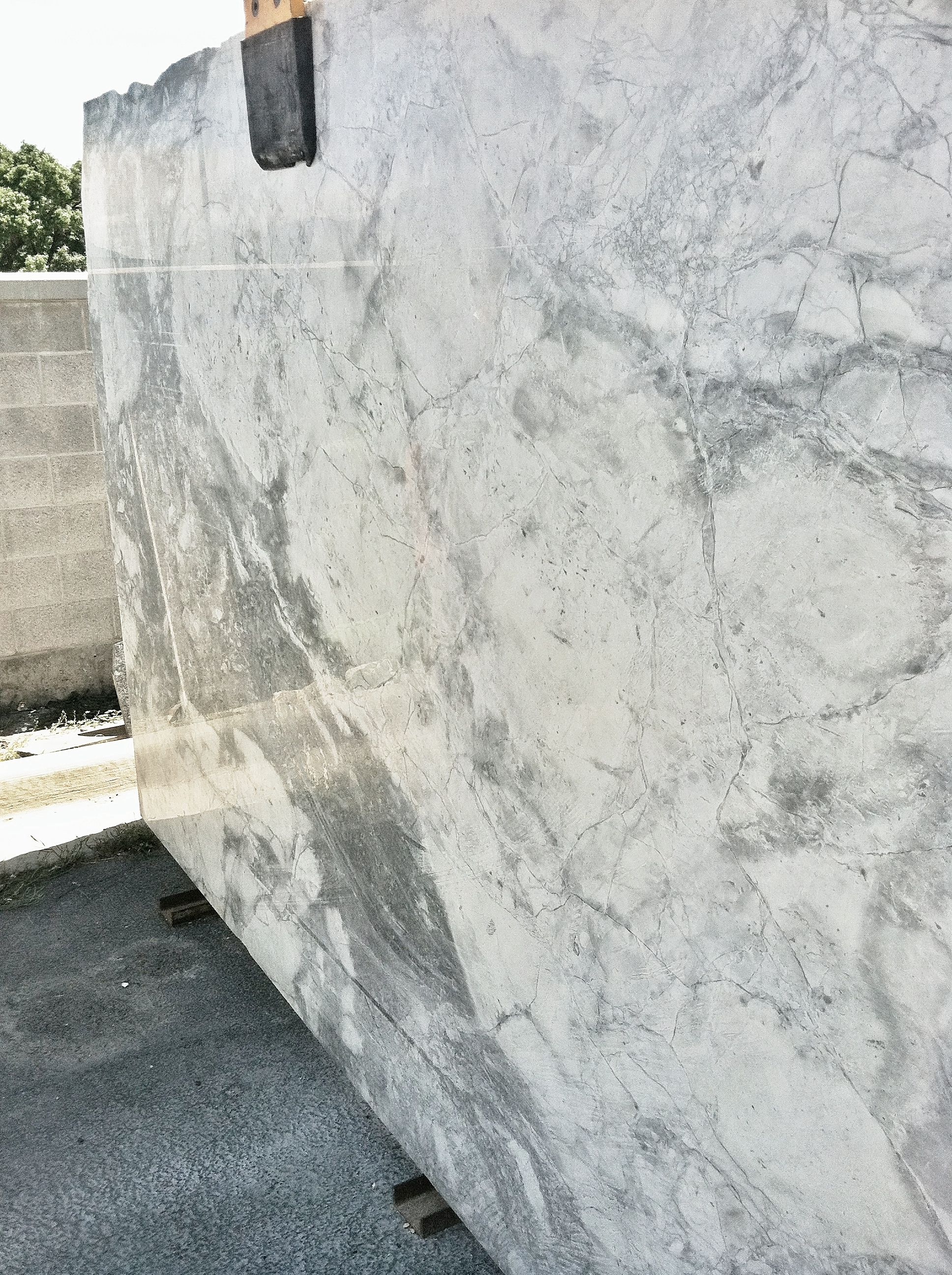 Gray And White Bedroom: Just Picked Out Of Counter.... Super White Granite