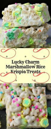 Lucky Charm Marshmallow Rice Krispie Treats - Healthy Food Ideas - #Charm #Food #Healthy #Ideas #Krispie #Lucky #marshmallow #Rice #Treats #healthymarshmallows Lucky Charm Marshmallow Rice Krispie Treats - Healthy Food Ideas - #Charm #Food #Healthy #Ideas #Krispie #Lucky #marshmallow #Rice #Treats #healthymarshmallows