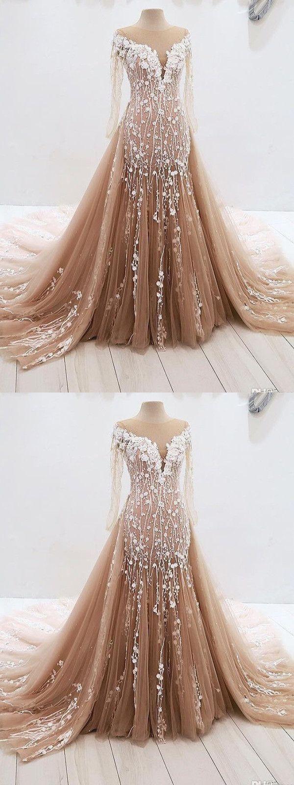 Chic mermaid vintage prom dress african long sleeve prom dress