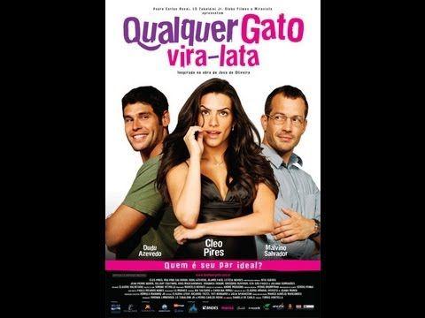 Qualquer Gato Vira Lata Nacional Completo Gato Vira Lata Filme