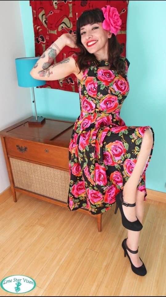 Image of Rose Dress  e5ce5cbb3592
