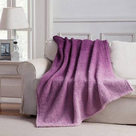 Walmart Throw Blankets $1496 Jessicaombre Throw  Walmart Plum  Fox Al Fresco Patio
