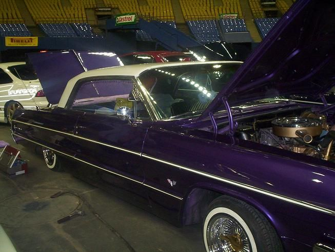 1964 Purple Chevy Impala Dream Cars Impala 64 Impala